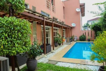 3 Bedroom House with Swimming Pool, Banana Island, Ikoyi, Lagos, Detached Duplex Short Let