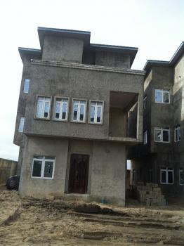 5 Bedroom Detached Duplex with Bq in a Serviced Mini Estate., Rent-to-own, Ado, Ajah, Lagos, Detached Duplex for Sale
