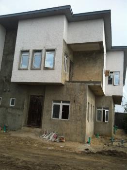 Four Bedroom Semi Detached Duplex with Bq. ., Rent-to-own, Ado, Ajah, Lagos, Semi-detached Duplex for Sale