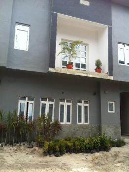 New 3 Bedroom Terrace Duplex  with Bq in a Serviced Mini Estate., Rent-to-own., Ado, Ajah, Lagos, Terraced Duplex for Sale