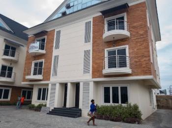 5 Bedroom Terrace Duplex, Chevron, Lekki Expressway, Lekki, Lagos, Terraced Duplex for Rent