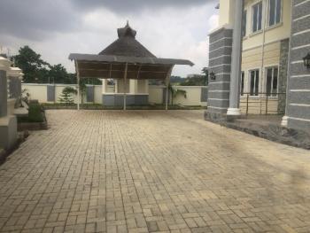Mansion 5 Bedroom Fully Detached Duplex, Guzape, Guzape District, Abuja, Detached Duplex for Sale