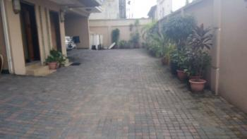 4 Bedroom Terrace All Rooms Ensuite with 1 Room Bq, Parkview, Ikoyi, Lagos, Terraced Duplex for Rent