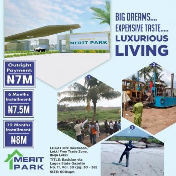 Land, Iberekodo, Ibeju Lekki, Lagos, Mixed-use Land for Sale