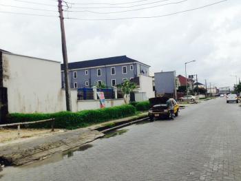 1400sqm Prime Land for Mixed Use, Block 119, Along Bosun Adekoya Street, (right Hand Side), Lekki Phase 1, Lekki, Lagos, Mixed-use Land for Sale
