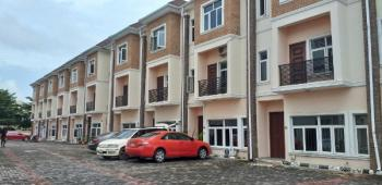 Brand New 4 Bedroom Terrace Duplex with a Bq, Off Circle Mall Shoprite, Jankde, Osapa, Lekki, Lagos, Terraced Duplex for Rent