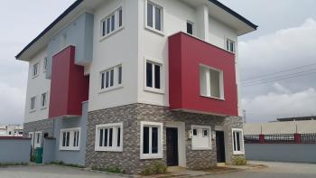 Brand New Serviced 4-bedroom Semi-detached House with Bq, Ikate Elegushi, Lekki, Lagos, Semi-detached Duplex for Rent