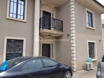 Tastefully Finished 4 Bedroom Detached Duplex with 2 Sitting Rooms, 1 Room Bq, 30kva Mikano Gen, Inside Ajao Estate, Ajao Estate, Isolo, Lagos, Detached Duplex for Sale