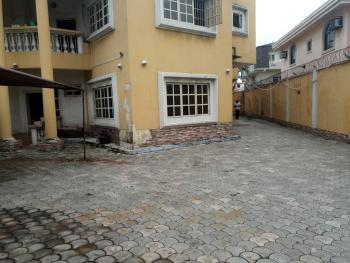 Spacious 6 Bedroom Detached Duplex with 2 Rooms Bq, Parkview Estate, Parkview, Ikoyi, Lagos, Detached Duplex for Sale