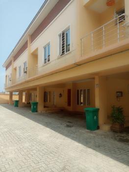 Fully Serviced 3 Bedroom Terrace Duplex, Orchid Hotel Road, Lafiaji, Lekki, Lagos, Terraced Duplex for Rent