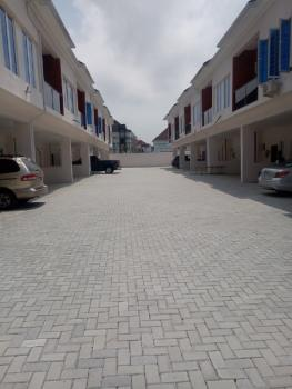 Luxury 4bedroom Terrace Duplex, Off Orchid Hotel Road, Lafiaji, Lekki, Lagos, Terraced Duplex for Rent