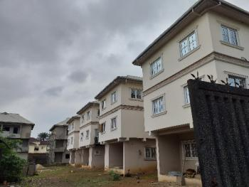 Uncompleted 6nos of 4 Bedroom Detached House with 1 Room Service Quarters Each, Sasegbon Street, Ikeja Gra, Ikeja, Lagos, Detached Duplex for Sale