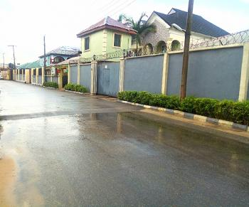 1½ Plots of Land Available for Your 5bedroom Duplex Home Project in Peter Odili, Royal Avenue Estate, Peter Odili, Port Harcourt, Rivers, Land for Sale