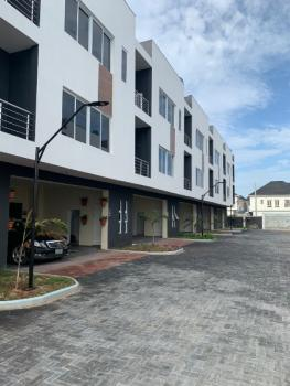 3-bedroom and a Bq Terrace Duplex, Osapa, Lekki, Lagos, Terraced Duplex for Sale