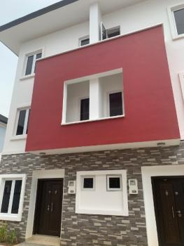 4-bedroom Semi Detached Duplex and a Bq, Behind Oando Filling Station, Ikate Elegushi, Lekki, Lagos, Semi-detached Duplex for Sale
