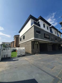 Luxury 3 Bedroom Terrace Duplex, Off Meadow Hall Road, Ikate Elegushi, Lekki, Lagos, Terraced Duplex for Sale
