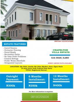Land, Oja Odan, Ilaro, Ilaro, Yewa South, Ogun, Residential Land for Sale