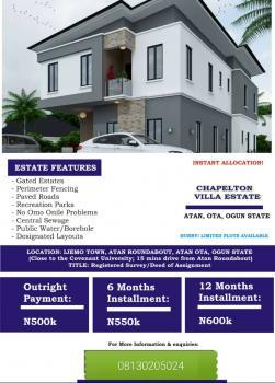 Land, Ijemo Town, Atan Ota, Ado-odo/ota, Ogun, Mixed-use Land for Sale