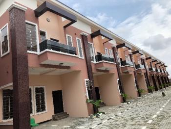 18 Units 4 Bedrooms Terraces in Service Estate., Heaven Tulip Estate, Chevy View Estate, Lekki, Lagos, Terraced Duplex for Sale
