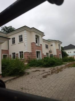 8 Units of 3 Bedroom Duplex(renting All Out to One Individual/company), Kwame Nkrumah Crescent, Asokoro District, Abuja, Semi-detached Duplex for Rent