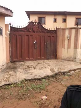 6 Flats, Ani Close Off Matogun Road Arolanbo, Agbado, Ifo, Ogun, Flat for Sale