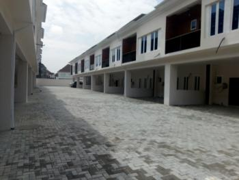 Newly Built  Serviced 3 Bedroom Terrace Duplex  in an Estate, All Rooms Are En-suit, Ochild Road By The Second Toll Gate., Lekki Expressway, Lekki, Lagos, Terraced Duplex for Rent
