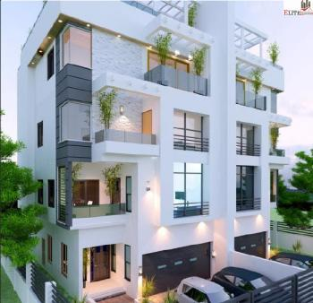 70% Completed | Luxury 4 Bedroom Semi Detached Terrace with Private Jetty | Serviced, Off Banana Island Road, Mojisola Onikoyi Estate, Ikoyi, Lagos, Semi-detached Duplex for Sale