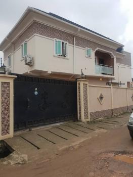Newly Built 4 Bedroom Duplex (corner Piece), Egbeda, Alimosho, Lagos, Detached Duplex for Sale