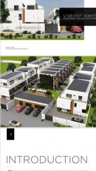 4 Bedroom Duplex at Chevron Drive Lekki, Idado, Lekki, Lagos, Terraced Duplex for Sale