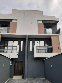 Luxury 4-bedroom Terrace Duplex with Excellent Finishing, Close to Pinnacle Filling Station, Lekki Expressway, Lekki, Lagos, Terraced Duplex for Sale