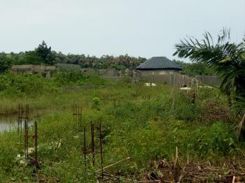Plots of Land, Off Lekki-epe Expressway Behind Eko Akete Residence, Greenspring International School and Mercedes-benz Cosharis, Awoyaya, Ibeju Lekki, Lagos, Commercial Land for Sale