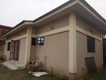 Self Compound Decent 2 Bedroom Flat, Medina, Gbagada, Lagos, Detached Bungalow for Rent