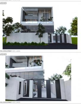 6 Units of Luxurious and Contemporary 4 Bedroom Terraces with a Maids Room Attached, Old Ikoyi, Ikoyi, Lagos, Terraced Duplex for Sale