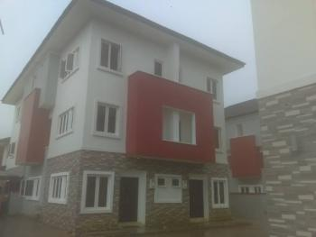 Spacious 4 Bedroom Duplex with Bq, 4th Roundabout, Lekki Phase 1, Lekki, Lagos, Semi-detached Duplex for Rent