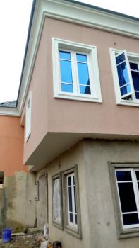 a New and Lovely Finished 3 Nos 3 Bedroom Semi Detached Duplex , Each Having Its Own Compound, Off Opebi Road, Opebi, Ikeja, Lagos, Semi-detached Bungalow for Sale