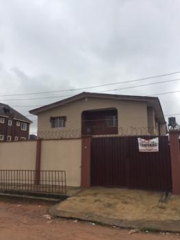 4 Nos 3 Bedroom Flat, No. 7, Adiza Falae Street, Off Mosalashi Road, Igando, Ikotun, Lagos, Flat for Rent