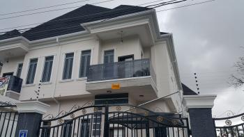 Brand New 4-bedroom Semi-detached House with Bq, Opposite Chevron, Lekki, Lagos, Semi-detached Duplex for Sale