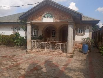 4 Bedroom House with Pop Ceiling and Very Lovely Kitchen, Okesagun Command Ipaja, Ipaja, Lagos, House for Sale
