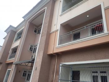 Beautifully Designed & Serviced 3 Bedrooms Luxury Apartment, Off Aliyu Modibbo Avenue, Guzape District, Abuja, Flat for Rent