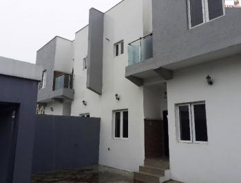 New  4 Bedroom Luxury Semi Detached Duplex | Self Serviced, Ikota By Mega Chicken, Ikota Villa Estate, Lekki, Lagos, Semi-detached Duplex for Rent