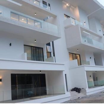 Very Beautiful and Luxury 4bedroom Massonneitte with Bq, Swimming Pool , Gym, Banana Island, Ikoyi, Lagos, Block of Flats for Sale