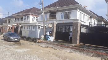 Lovely and Partly Serviced Detached Duplex with Blinds, Tv in All Rooms , Refrigerator, Lekki County Homes Estate, Ikota Villa Estate, Lekki, Lagos, Detached Duplex for Rent