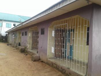 Economical  Block of 12 Self Contained, Oghara, Very Close to Oghara Teaching Hospital, Ethiope West, Delta, Block of Flats for Sale