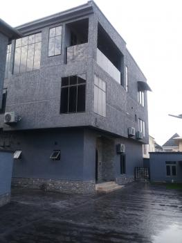 Contemporary Tastefully Finished 6bedroom Fully Detached Duplex + 2 Rooms Bq, Chevy View Estate, Chevy View Estate, Lekki, Lagos, Detached Duplex for Sale