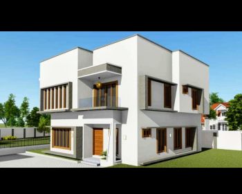 Prime 450m2 Duplex with C of O, Katampe Extension Tarred Road, Katampe Extension, Katampe, Abuja, Residential Land for Sale