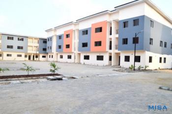 Brand New Four Bedroom Terraces, Behind Enyo/ Tastee, 4th Roundabout, Lekki-epe Express, Ikate Elegushi, Lekki, Lagos, Terraced Duplex for Sale
