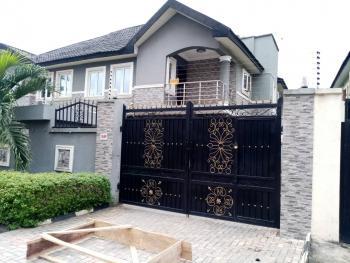 a 4 Bedroom Duplex with 1room Bq, Omole Phase2, Kosofe, Lagos, Semi-detached Duplex for Rent