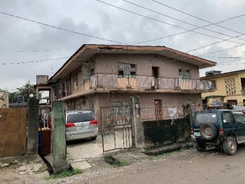 Demolish-able House, Nuru Oniwo Street, Adelabu, Surulere, Lagos, Mixed-use Land for Sale