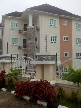 a Tastefully Finished Fully Serviced & Brand New 3 Bedroom Flat with 1 Room Bq, Guzape District After Coza Church, Guzape District, Abuja, Flat for Rent