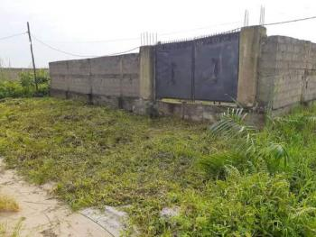 Two (2) Plots of Land Fenced ,festac Extension,abule Ado, Lagos, Abule Ado Festac Extension Oteyi Close to Trade Complex Badagry Expressway Lagos, Festac, Isolo, Lagos, Residential Land for Sale